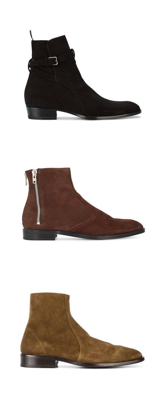 Explore new season boots on Farfetch now.