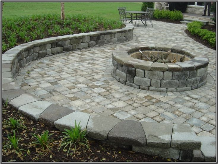 107 best paver city oh ya images on pinterest | landscaping ideas ... - Patio Designs With Pavers