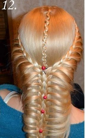DIY Beautiful Braided Hairstyle | iCreativeIdeas.com LIKE Us on Facebook ==> https://www.facebook.com/icreativeideas