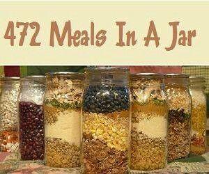 Jar meals