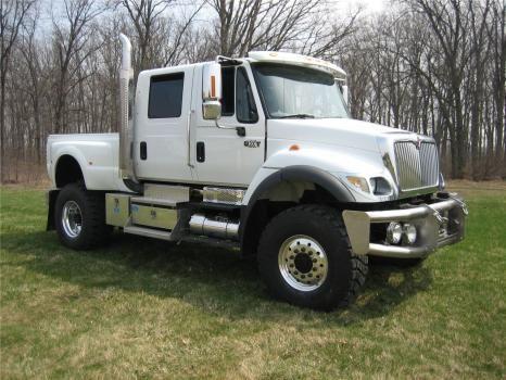 Used 2006 International Cxt Medium Duty Truck For Sale in ...