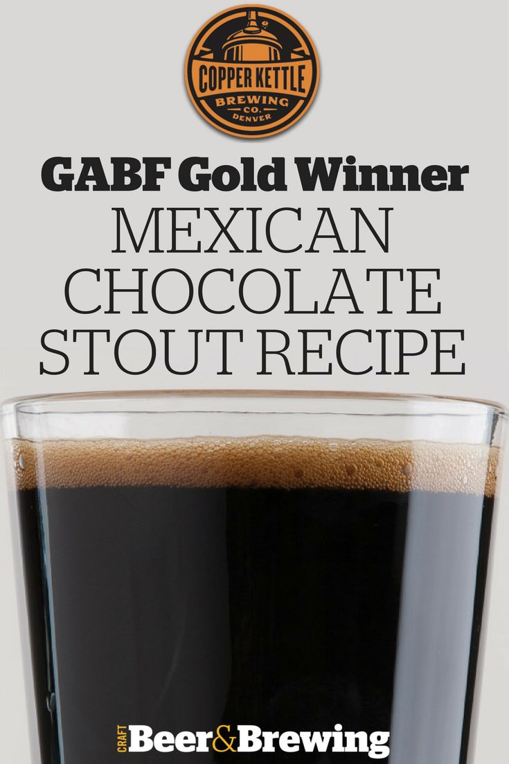 Mexican Cake Beer Clone