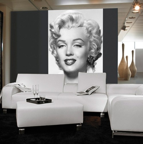 17 best images about marilyn monroe for the room on. Black Bedroom Furniture Sets. Home Design Ideas