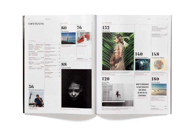 Avaunt Magazine, Issue 1 - Matt Willey