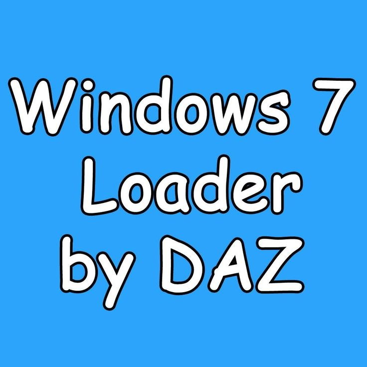 windows 7 loader by Daz On the off chance that you are searching for or where and how to download this application then you have come to the correct place