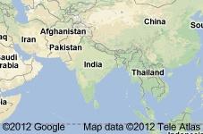 India - Kakinada and Visakhapatnam