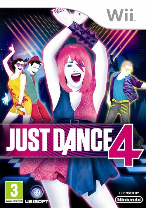 €29.90 Just Dance 4 (Nintendo Wii)