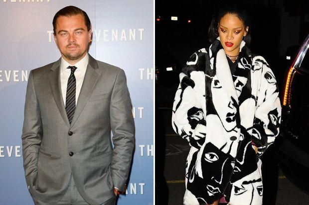 RiCaprio Report: Photos Surface of Leonardo DiCaprio and Rihanna Together