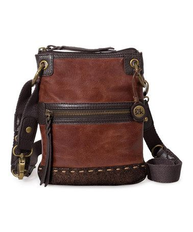 Teak Pax Crossbody Bag by The Sak on #zulily