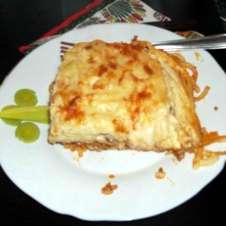 Pasticcio (pastitsio) Recept képpel - Mindmegette.hu - Receptek