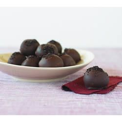 Easy OREO Truffles Allrecipes.com  THESE THINGS ARE FUCKING AMAZING.