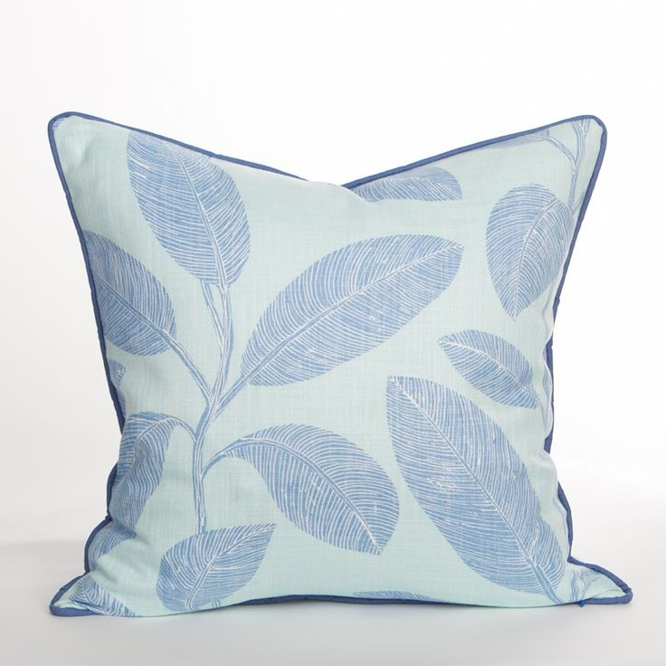 Sofa Cushions That Hold Up Komodo Decorative Beach Couch Pillow | Coastal Home