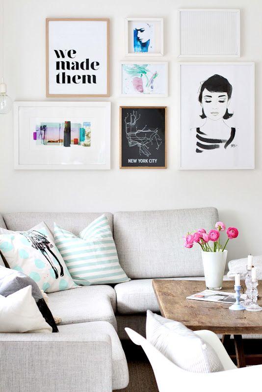 87 best apartment inspo images on pinterest for Living room inspo