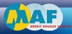 MAF Mega Auto Finance - Tabel Angsuran Harga Kredit Motor