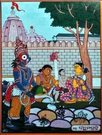 Bandhu Mohanty The true story of Great Devotee of Lord Jagannath Bandhu Mohanty
