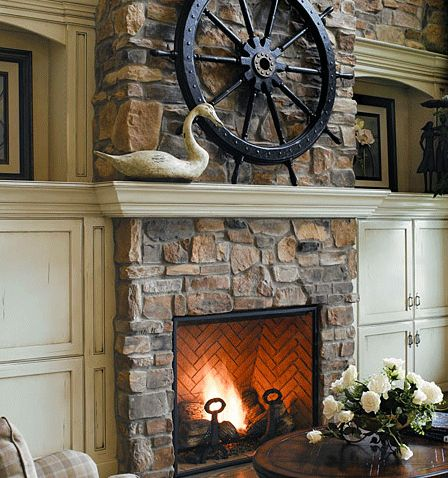 24 best Air stone images on Pinterest | Fireplace ideas, Fireplace ...