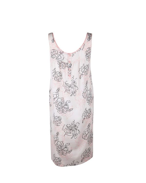 Joyce Brushed Cosy Floral Printed Chemise £27.00