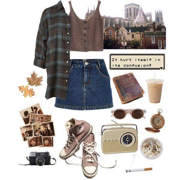 – Clothing – #Clothing #notitle – – (notitle) – Clothing – #Clothing #notitle Source by punkpinbaby #fashion