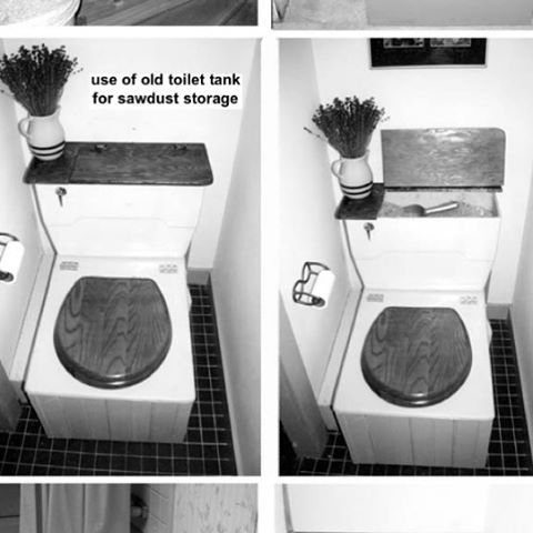 10 best Toilettes sèches images on Pinterest Composting toilet - Toilette Seche Interieur Maison