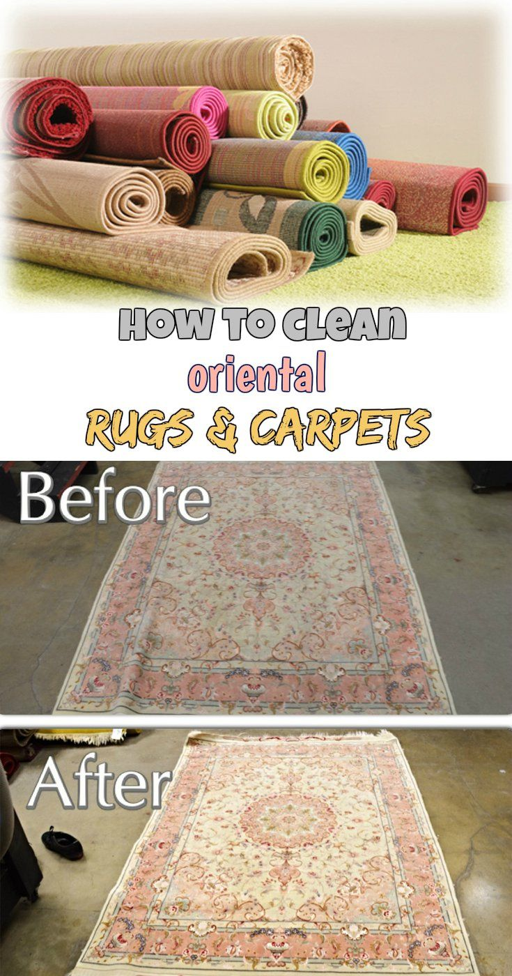How To Clean Oriental Rugs And Carpets   CleaningTutorials.com