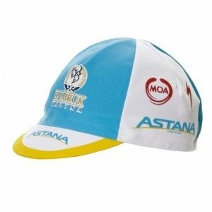 Moa Astana Pro Team Cap - Store For Cycling