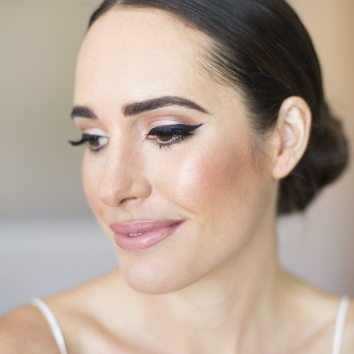 How to get perfectly winged eyeliner