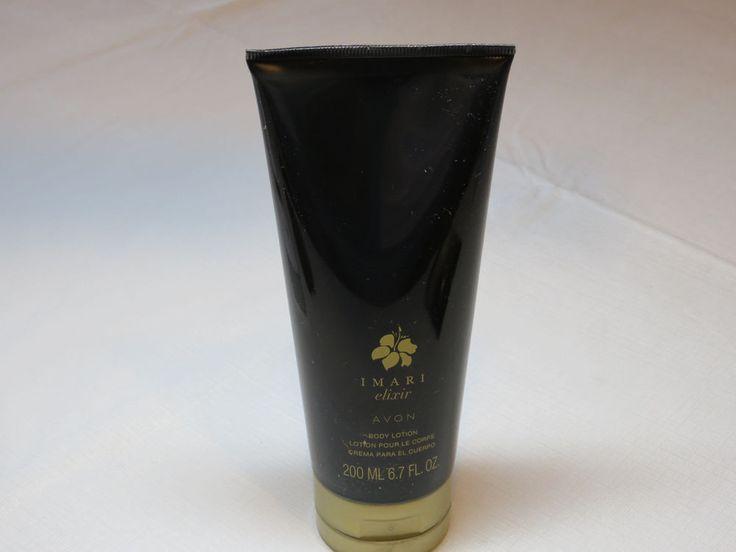 Avon Imari Elixir Body Lotion moisturizer perfumed body lotion 6.7 fl oz NEW ;; #Avon