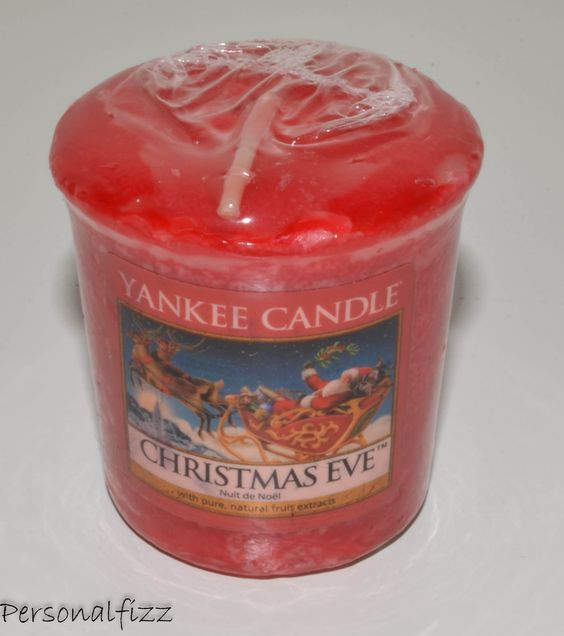 Yankee Candle Votive christmas eve