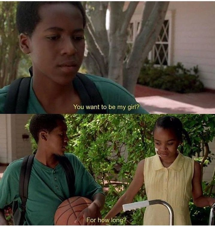Love And Basketball Quotes: Love And Basketball