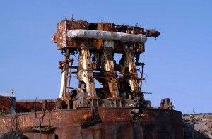 Chief Wawatam Engine Soo St. Marie Algoma Steel