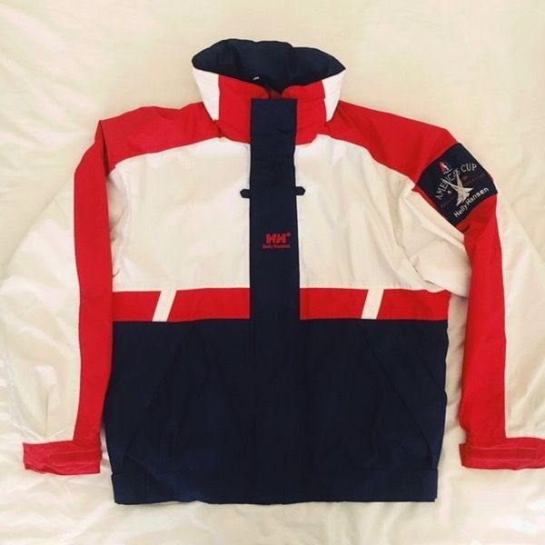 Image of Vintage Helly Hansen Twin Sails Jacket (S)