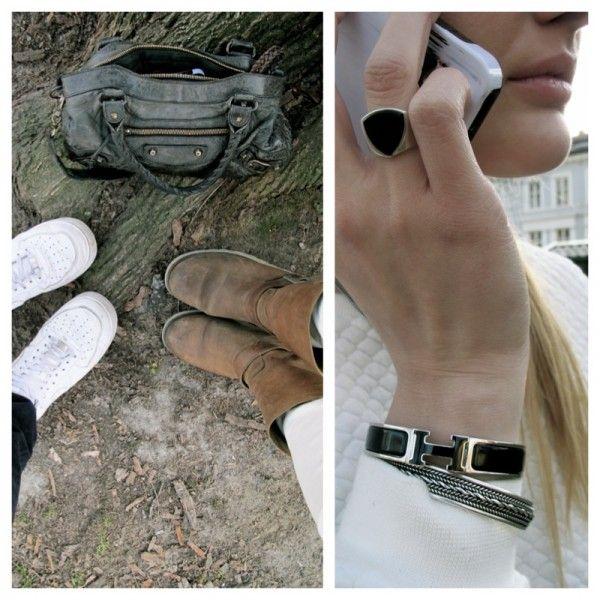 blenciaga, hermes, tomwood, Nike http://stylescandinavia.com/