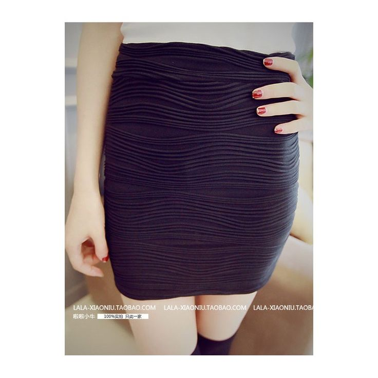 Black Formal Mini Pencil Skirt RK045 Condition  New  Black Material - Cotton Waist - 60cm Length - 37cm 250grams retail IDR102,000	reseller IDR76,500	wholesaler IDR63,750  Tweet