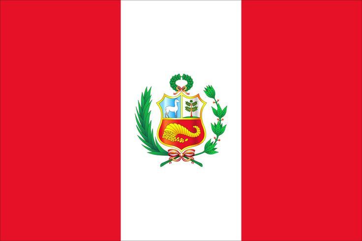 Peru Flag colors - Peru Flag meaning & history