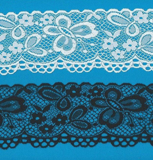 Sono felice di condividere l'ultimo arrivato nel mio negozio #etsy: Raschel lace trim rigid width cm.7.5 pack mt.20 art.r739 http://etsy.me/2tzbvXm #materiali #cucito #poliammide #nero #raschellacetrim #lacetrim #wide7 #sewing #creativesewing