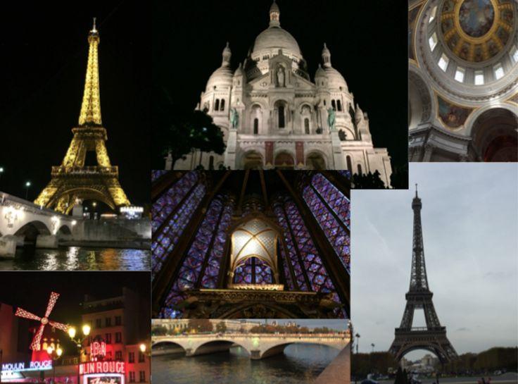 3 días en París. Lugares para visitar. #video http://youtu.be/6Iy2iF1Ano0