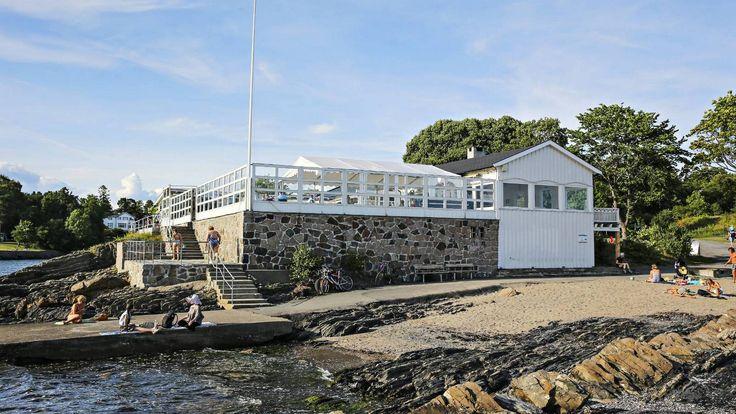 Hukodden Strandrestaurant, Bygdøy — Restaurantguiden fra Osloby