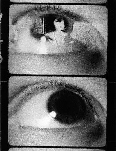 Paolo Gioli  Still  Quando l'occhio trema 1989