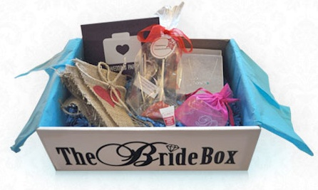 New Subscription Box service for brides to be! Monthly gifts to help you plan you wedding and love being a bride!