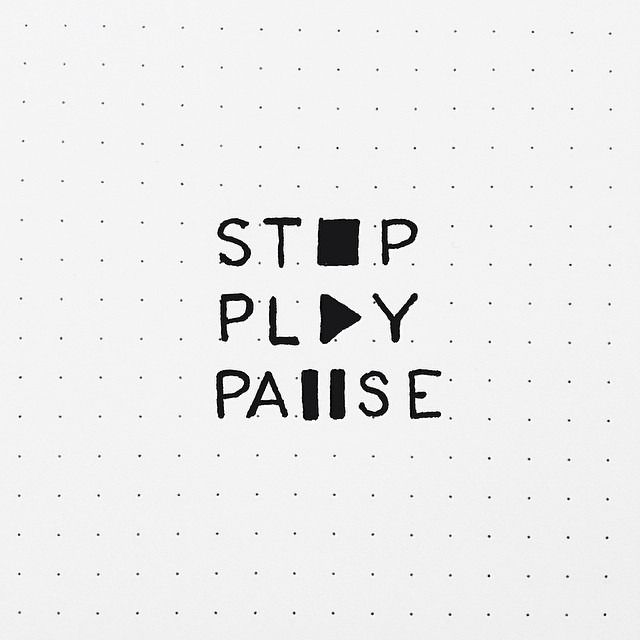 Stop | Play | Pause | Words
