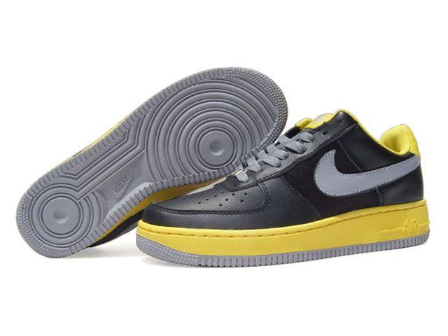 on sale dbdfd a77f6 air force one jaune
