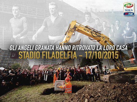 Bentornati a casa eroi del Grande Torino