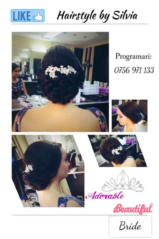 #Bride #Wedding #Hairstyles