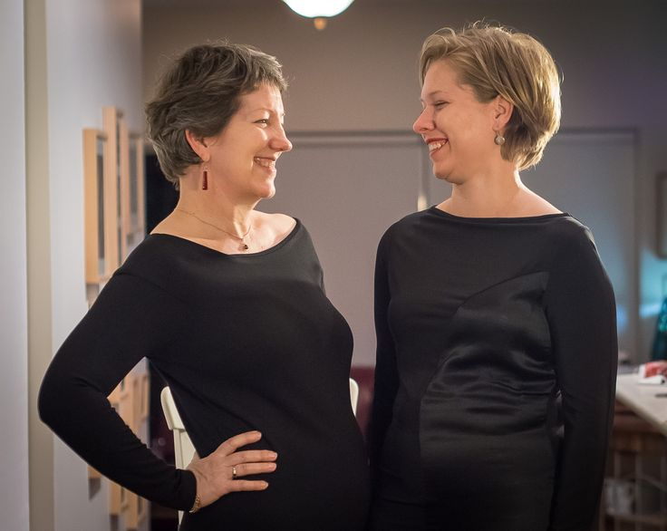 Long live female kinship. Happy clients.  The Long Boat (#0913, size 12) and The Satin Splice (#1813, size 8).