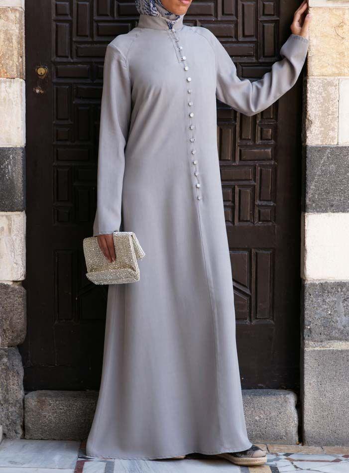 SHUKR USA | Tencel Shanghai Abaya
