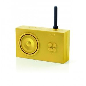 Tykho Radio Gold - LA 42 - Limited Edition. Design Marc Berthier.  In the last 15 years, Tykho Radio became a design icon... To celebrate his 15th anniversary, the tykho radio has just come out in a very beautifull gold finish, limited at 3000 units.  Available on http://www.lexon-design-store.com