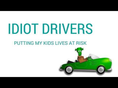 Idiot Drivers are Putting My Kids Lives at Risk! | Kaboutjie