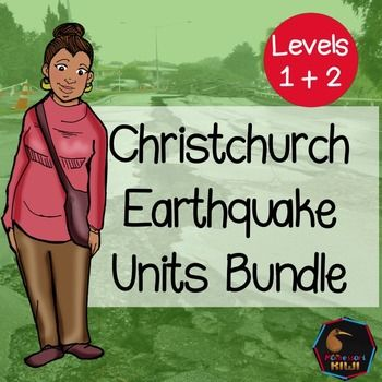 Two integrated unit on the Christchurch Earthquake of 2011 in New Zealand looking at Earthquakes from a Social Studies, Health and Science Perspective.These sensitively designed units uses the Christchurch earthquake as a starting point to look at Earthquakes in New Zealand.This is a money saving bundle with both resources.