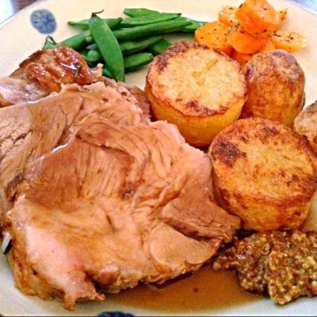 ローストポーク - 102件のもぐもぐ - Sunday roast by kai's mummy