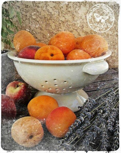 la saison des fruits